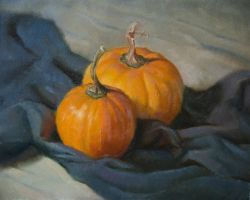 Pumpkins by BClary