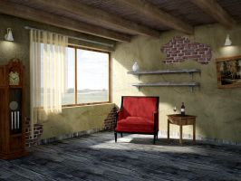 Old Room by azeta