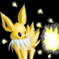 Jolteon by riolu-mewfan