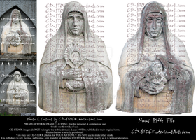 Nuns PNG Preview by CD-STOCK Premium Stock by CD-STOCK