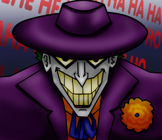Madman in the Shadows by Wessel