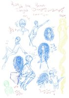 RoTBTD Sketches by Nami15