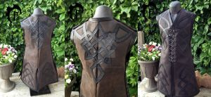 Celtic Vest 2 by Feral-Workshop