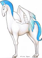 Pegasus by fanchielover15