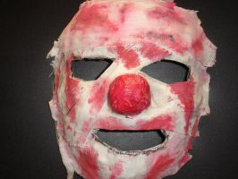 Shawn Crahan mask by Invisible99