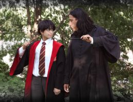 Harry Potter cosplay by TechnoRanma