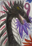 Draw the Dragon Above You-Pellene by Quetzal-Queen