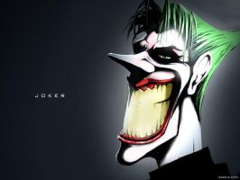 The joker by TheBabman
