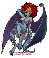 Demona by tea-tiger