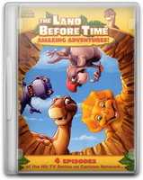 The Land Before Time: Good Times And Good Friends by Movie-Folder-Maker