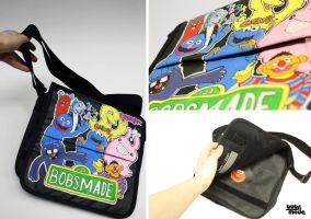 Sesame Street bag by Bobsmade