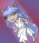 Youko Kurama Chibi - Colored by DeathInTheReaper