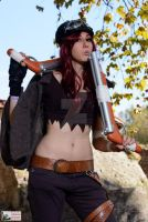 League of Legends - Road Warrior MIss Fortune by Dorothea7