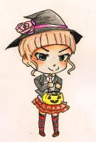 Trick or Treat beatrice by rinweb