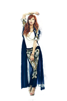 HyunA [4MINUTE] PNG [render] by Sellscarol