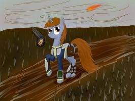 fallout equestria littlepip by patapon13
