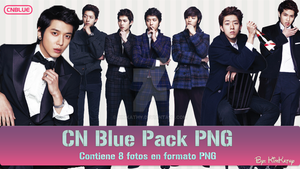 CN Blue Pack PNG by KimKathy