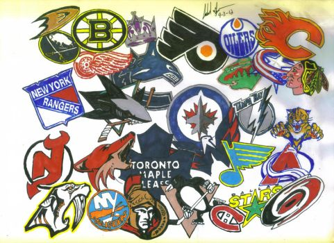 NHL by Mikeg2007