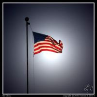 Old Glory by TRE2Photo-n-Design