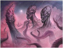 The Guardians of Nihl by davidmichaelwright