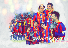 SUPERCAMPIONS by carlahere