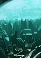 Asteroid City by Griatch-art