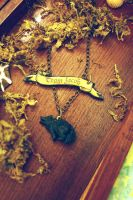 Twilight Team Jacob Necklace by sixAstray