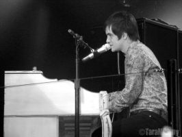 Brendon on piano by TaraMCRmy