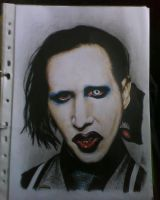 Manson done by om3nbz