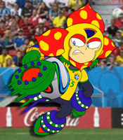 FIFA Plant Man by LuigiStar445