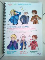 [APH] Some BTT Issues~ by darkcreamz95