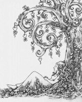 The Dreaming Tree by ValerieJoyLauria