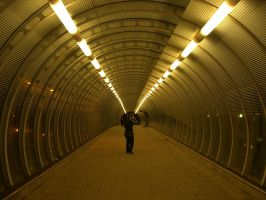 Tunnel by deviantronic