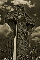 Celtic Cross III by touch-the-flame