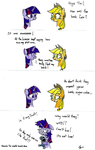 Applejack's honesty by TallaFerroXIV