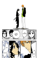 Bleach 423: Farewell, Rukia II by aries95a