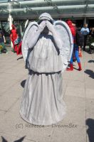 MCM - Weeping Angel by DreamBex