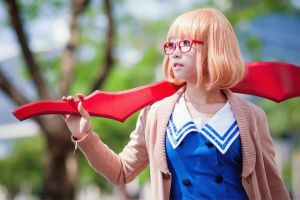Beyond the Boundary by Harley000
