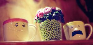 A couple of cups by cazt1811