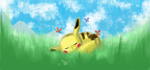 Pika Sleepa by OutlawSiS