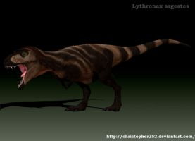 Lythronax finalizado3 by Christopher252