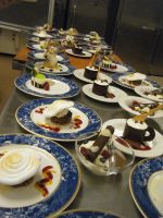 Finished Plated Desserts by IconicDreams