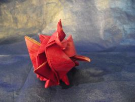 Kawasaki's Sea Snail Shell by Oorigami