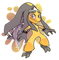 ~ LE BADASS MAWILE ~ by ScribblezStarz