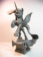 PonySculptors Giveaway Begins: Nightmare Night 1 by dustysculptures