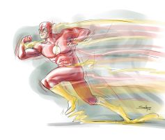 Flash by SachaLefebvre