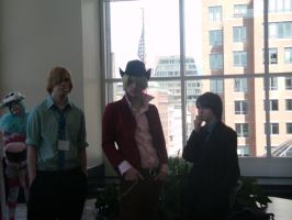 Anime Boston 2010 Sanji's by CatastrophicWind