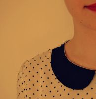 Dots, dots and red lips by stepanka1