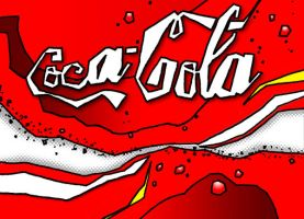 Cubism Cola by ropa-to