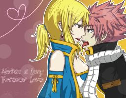 NaLu Kiss by chottion